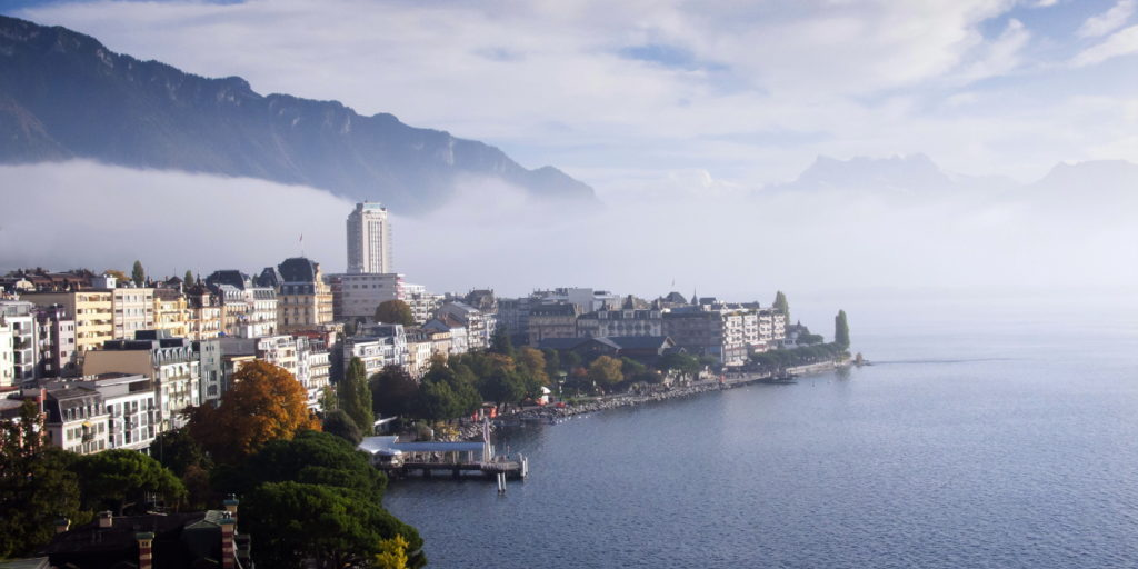 Montreux shutterstock_544222267